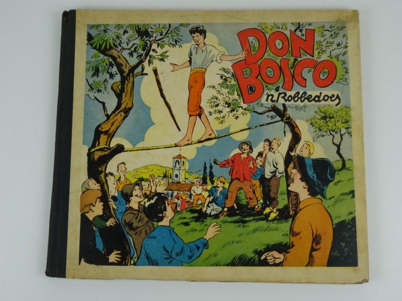Jijé: Don Bosco 'n Robbedoes 1949 derde druk