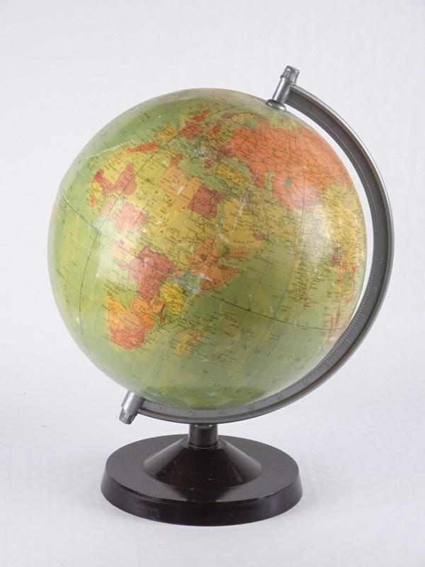 Vintage wereldbol.