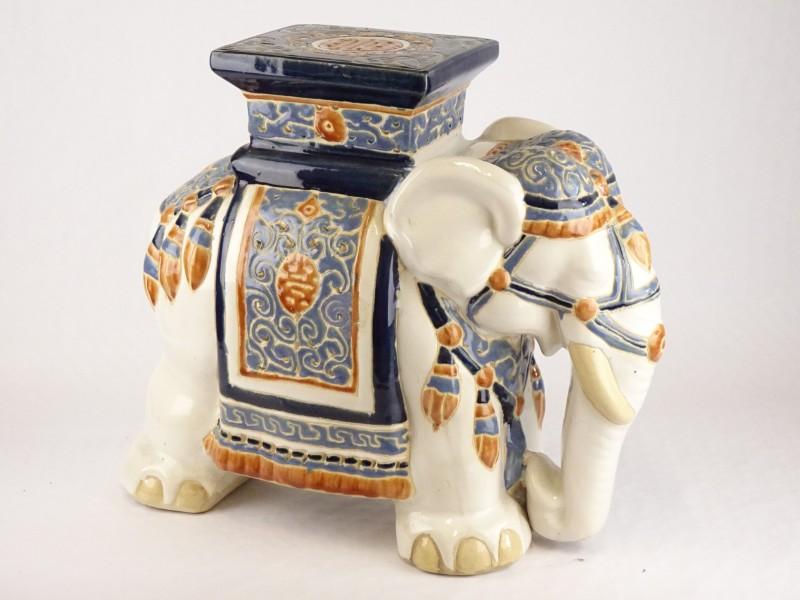 Beeld van een olifant.