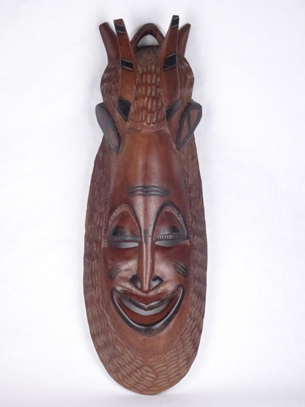 Groot afrikaans masker