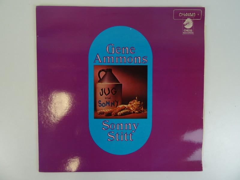 LP Gene Ammons / Sonny Stitt – Jug & Sonny