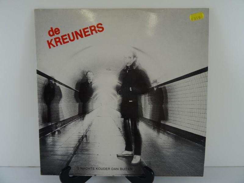 """De Kreuners – 's Nachts Kouder Dan Buiten (LP"""")"""