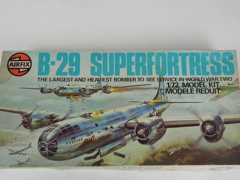 Airfix 07001-4 Boeing B-29 Superfortress
