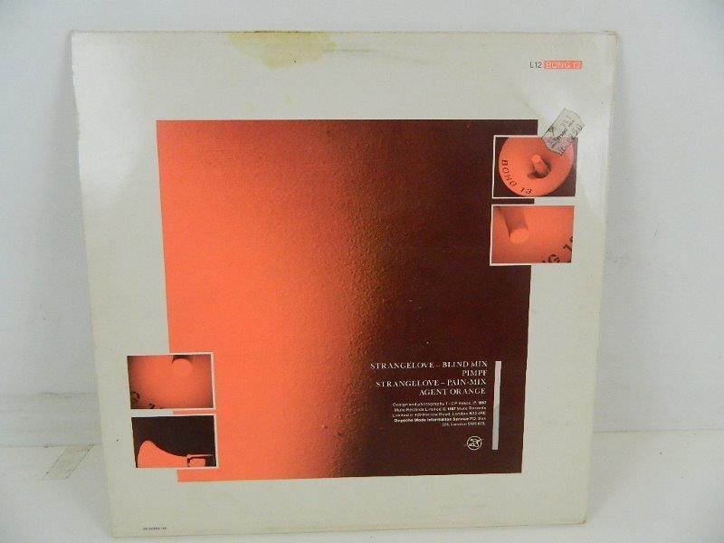 LP  Depeche Mode – Strangelove