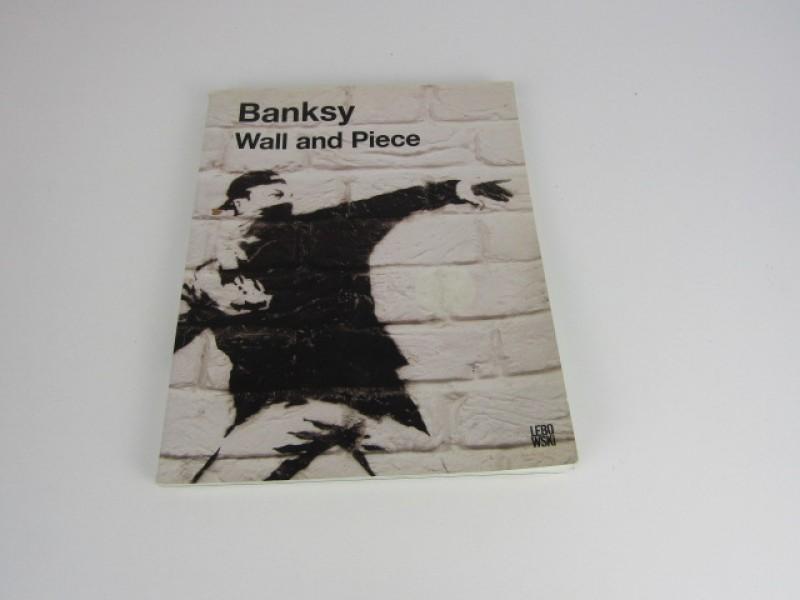 Boek, Banksy, Wall and Piece, 2006