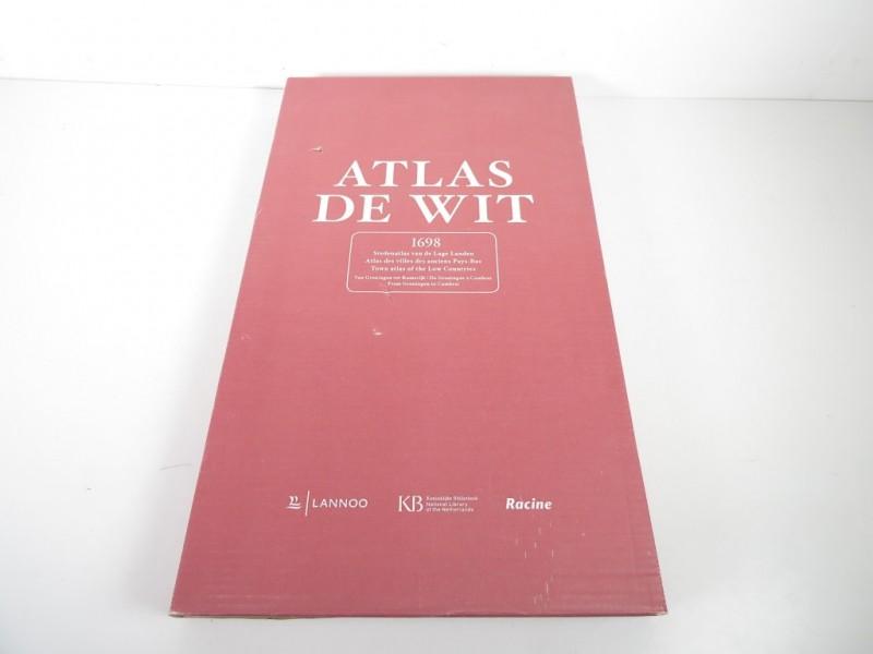 Boek - Atlas De Wit