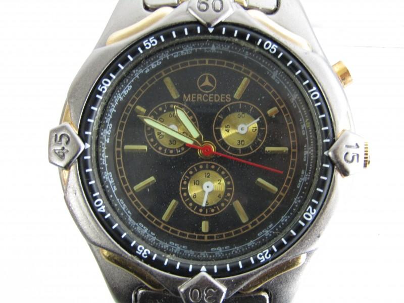 Horloge: Mercedes, Titanium