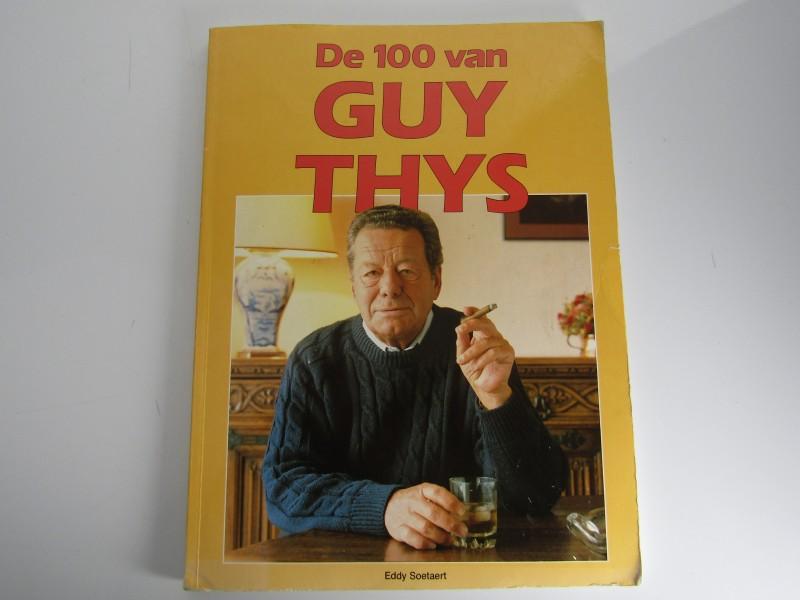 Boek: De 100 van Guy Thys