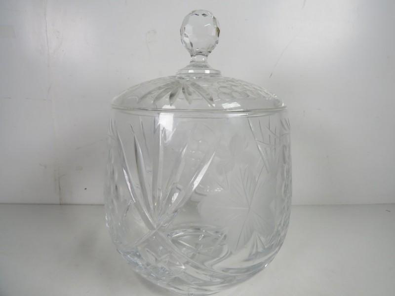 Punchkom in Boheems kristal