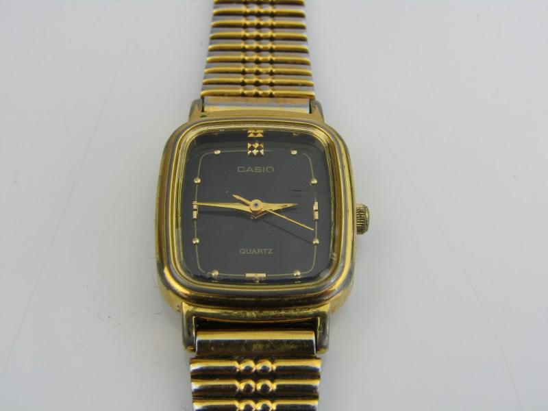 Vintage Horloge: Casio