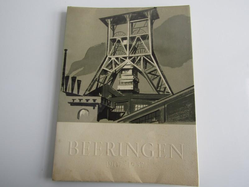 Boek: Beeringen 1907 - 1957