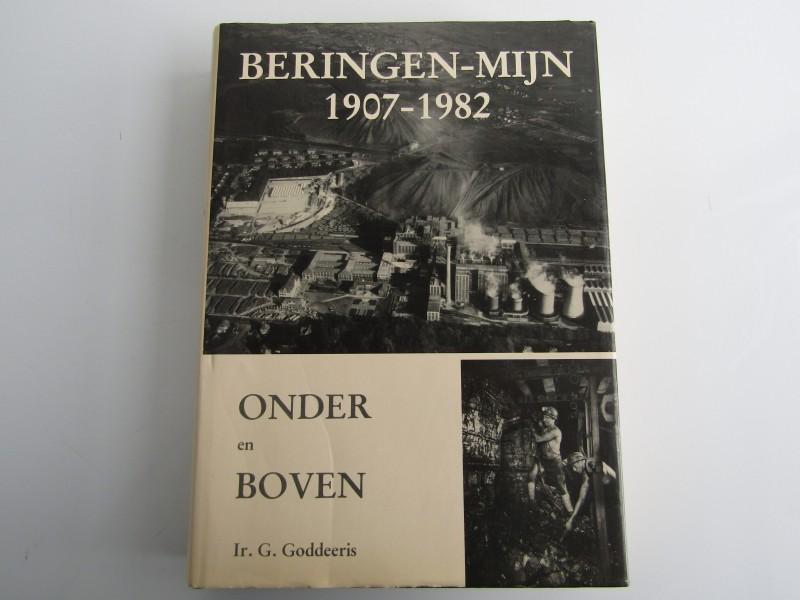 Boek: Beringen - Mijn, 1907 - 1982, Onder en Boven