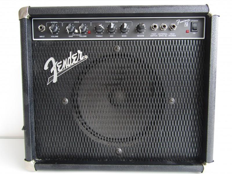 Werkende Gitaarversterker: Fender Frontman 25R