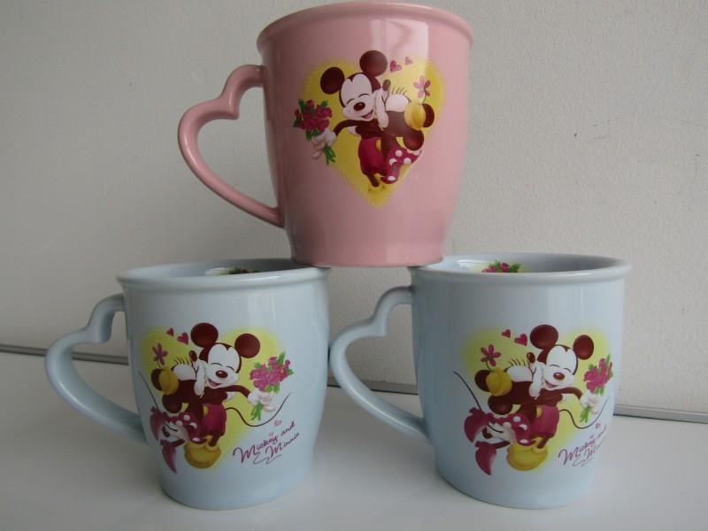 3 Mokken: Mickey and Minnie, Disney