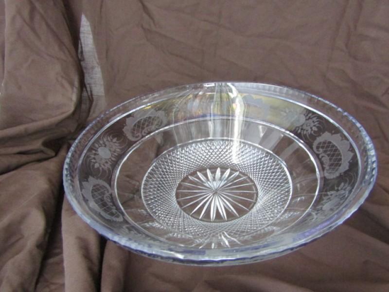 Kristallen asbak vsl