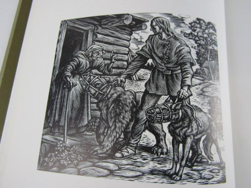 Set van 3 boeken -2 delen encyclopedie van de adel met de blauwe gids