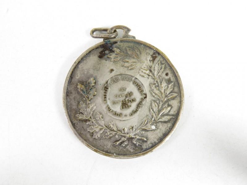 Medaille - IX congres Brussel 1933