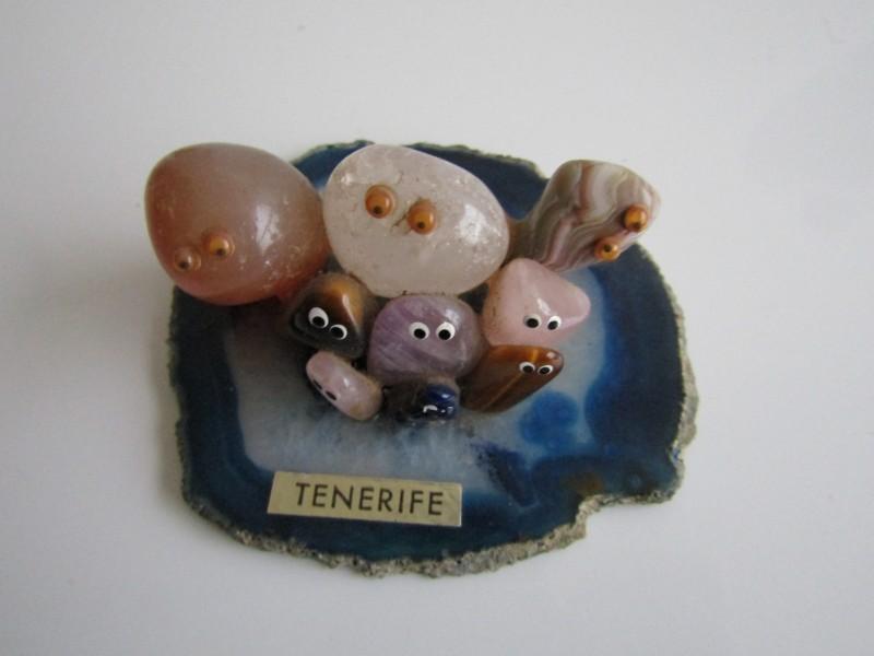 Edelstenen Sculptuur: Tenerife
