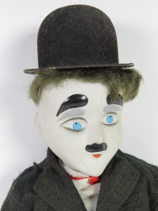 Charlie Chaplin pop