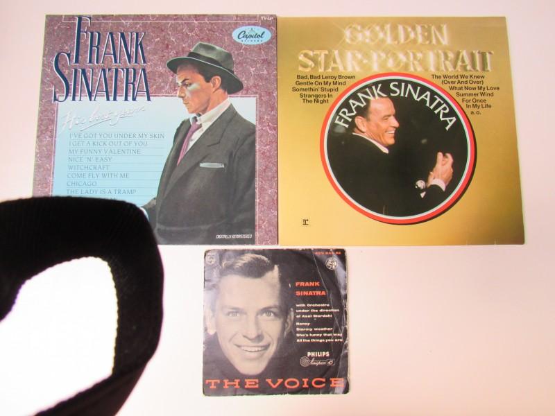 Vinyl platen Frank Sinatra
