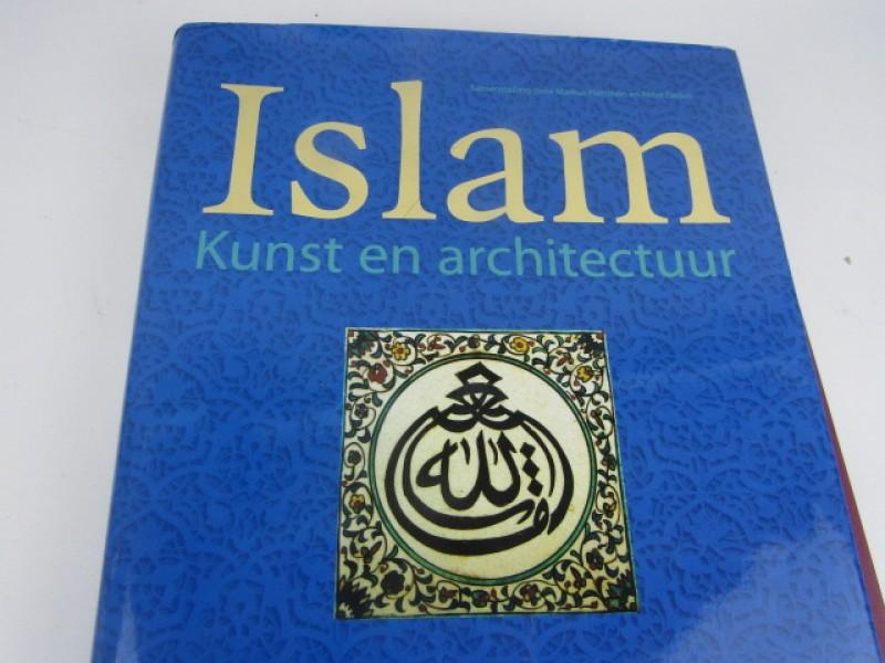 Kunstboek, Islam, Kunst en Architectuur, Köneman, 2000