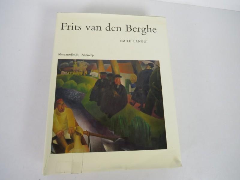 Boek - Fritz van den berghe