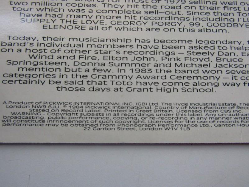 Vinyl plaat = Lionel Richie
