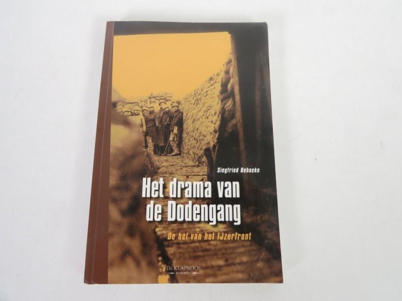 Boek - Het drama van de dodengang