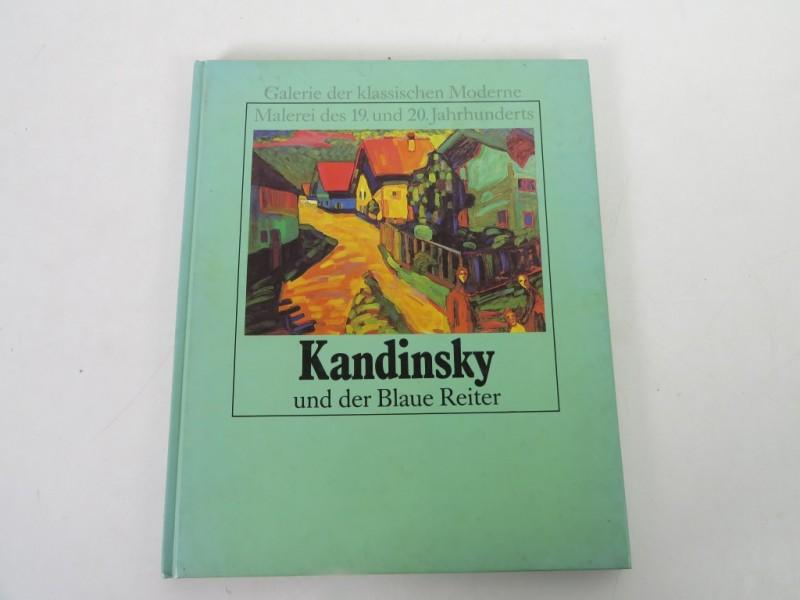 Boek - Kandinsky und der Blaue Reiter