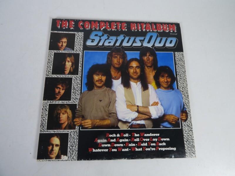 Lp - The complete hitalbum - Status Quo