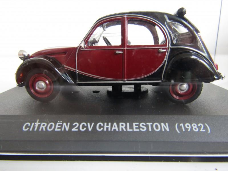 Schaalmodel: Geitje / Citroën, 2CV, Charleston (1982)