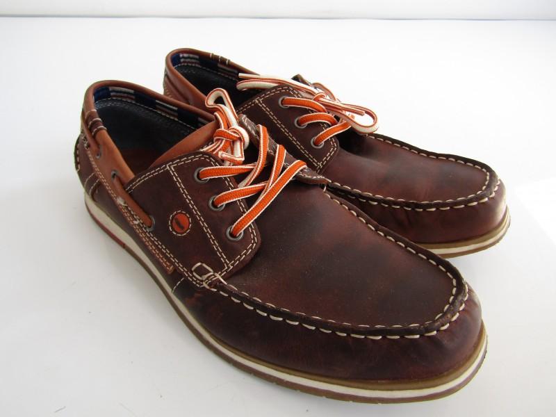 Lederen Docksides / Bootschoenen: AM, Maat: 43