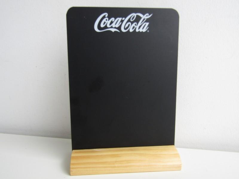 Tafelkrijtbordje: Coca-Cola