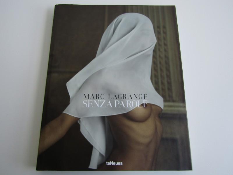 Fotoboek: Senza Parole, Naaktfotografie, Marc Lagrange, 2015