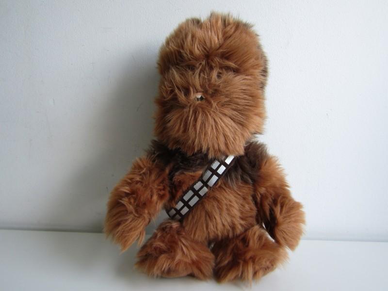Nieuwe Knuffel: Chewbacca, Star Wars