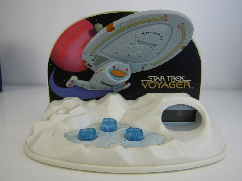 Wekker / Alarmklok: Star Trek, U.S.S. Voyager, 1996 Paramount Pictures