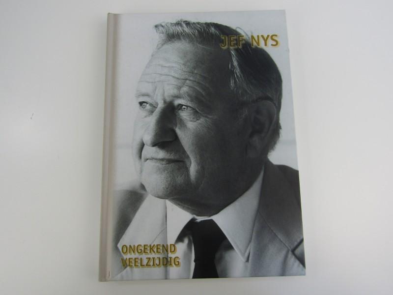 Boek (Biografie): Jef Nys, Ongekend Veelzijdig