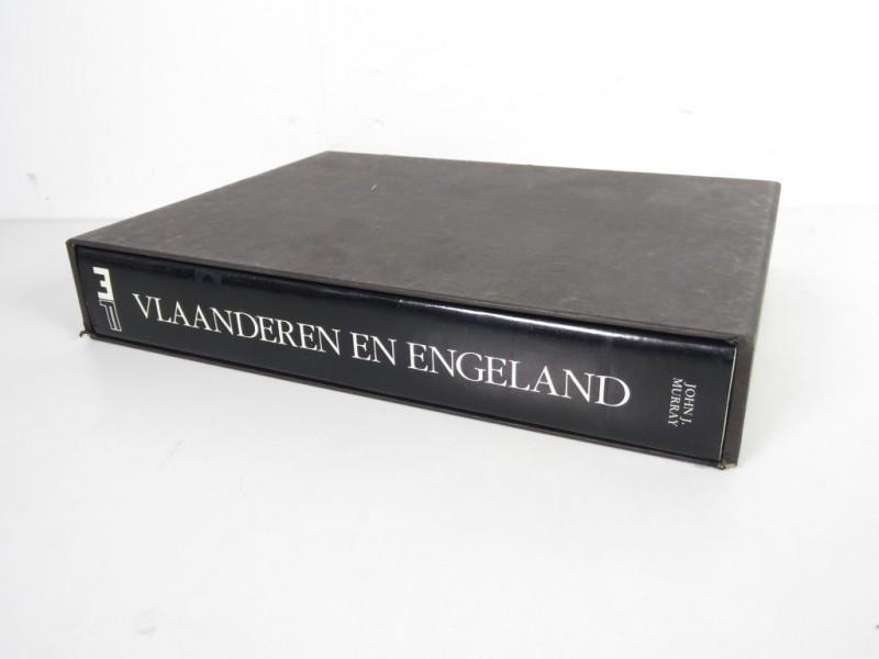Boek - Vlaanderen en Engeland