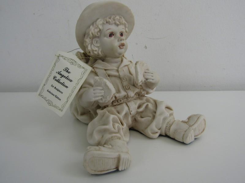 Beeldje / Collectors item: The Angelica Collection
