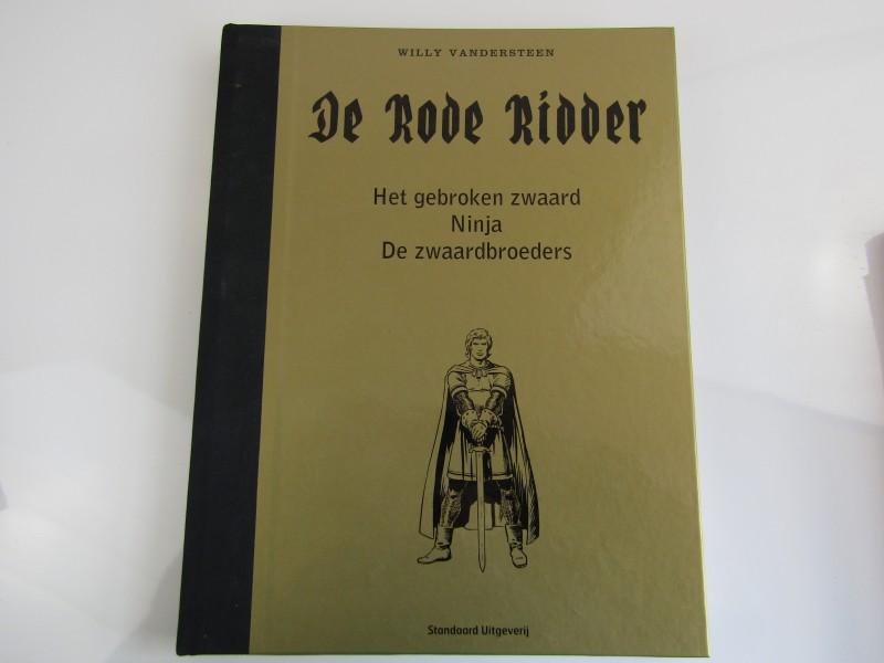 Boek / Strips De Rode Ridder: Trilogie