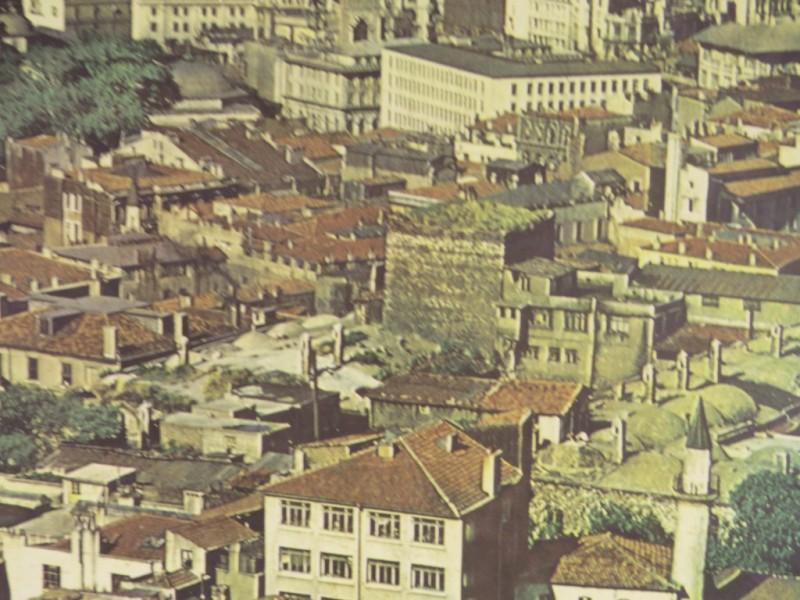 Schoolplaat - Istanbul