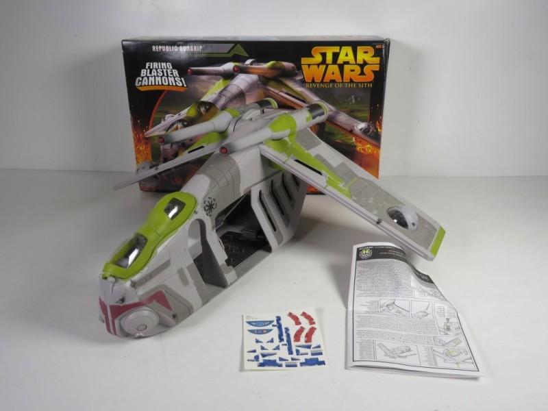 Hasbro - Star wars - Republic gunship