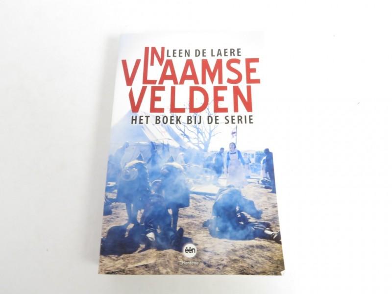 Boek - In Vlaamse velden