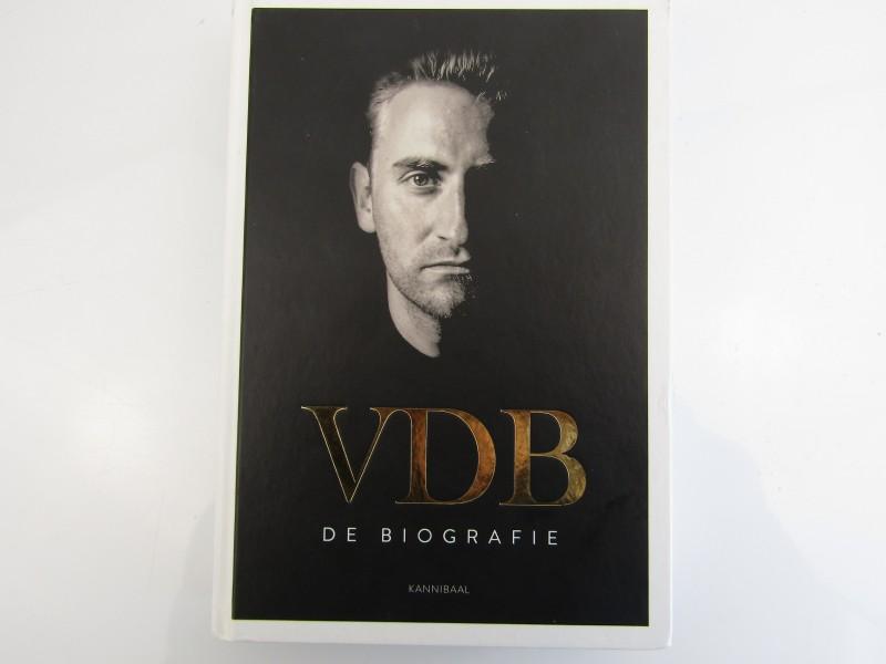 Boek: VDB (Frank Vandenbroucke) De Biografie