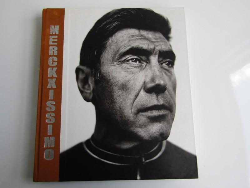 Boek: Merckxissimo, Een Ode aan: Eddy Merckx