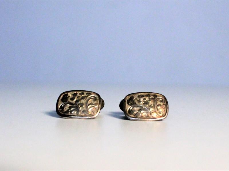 Manchetknopen 835 zilver