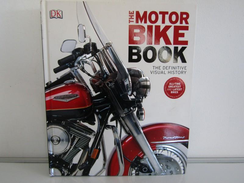 Boek: The Motor Bike Book, Dorling Kindersley, 2012