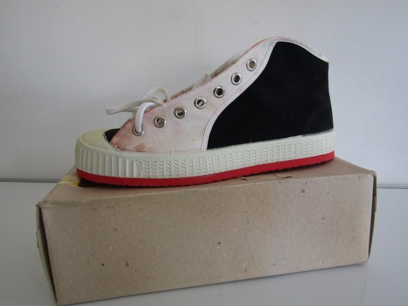 Retro Sneakers Cebo: Maat 46