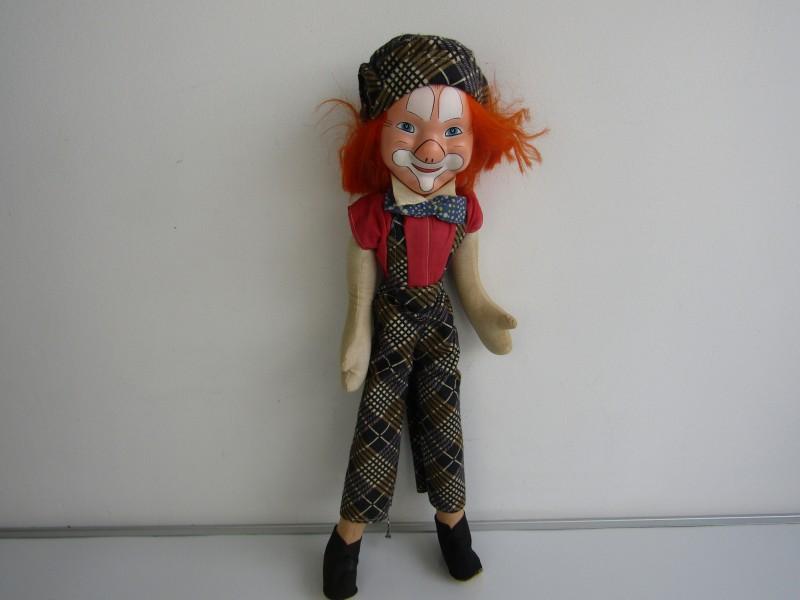 Antieke Clown / Pop