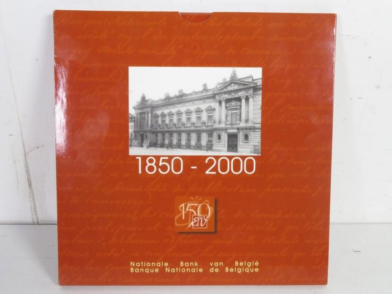 Muntenset - 150 jaar Nationale bank